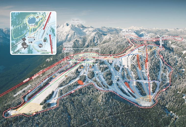 Image result for Grouse Mountain Resort