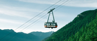 Grouse Mountain Super Skyride
