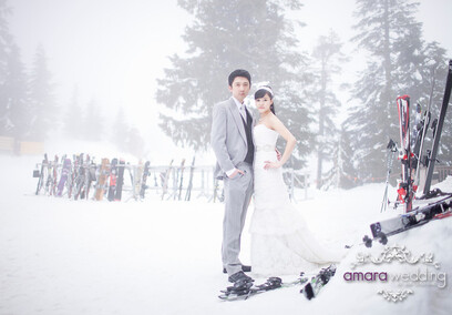 It Is Wonderful To Look Back At The Exciting And Uniquely Different Weddings Events We Had Take Place This Winter Grouse Mountain