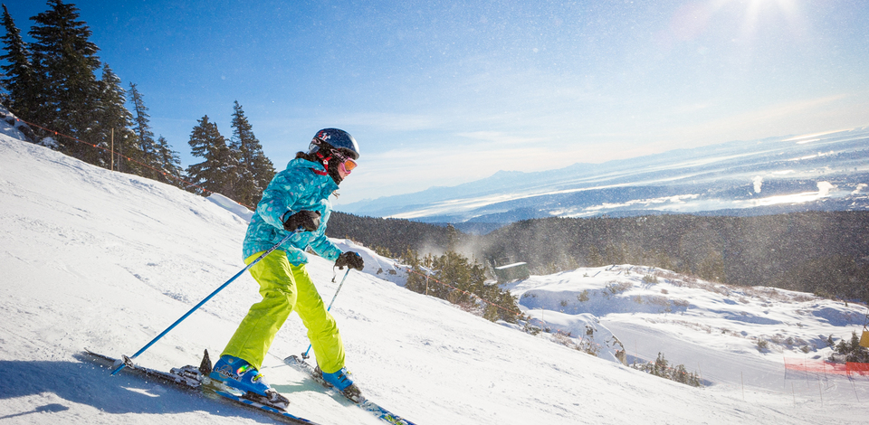 Ski camps for kids