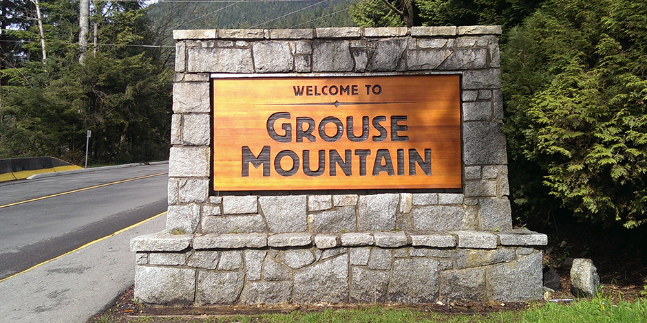 how to get grouse mountain