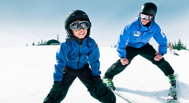 Instructor Certification | Grouse Mountain - The Peak of Vancouver