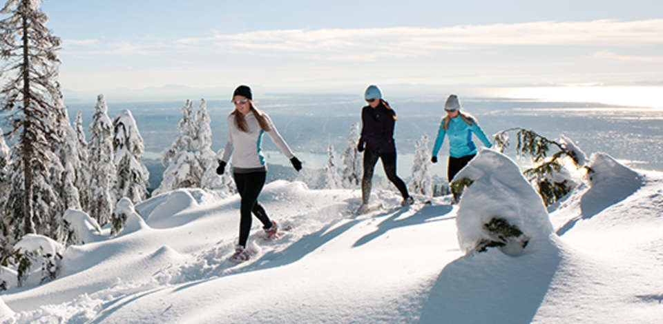 Snowshoe Beginner Clinic