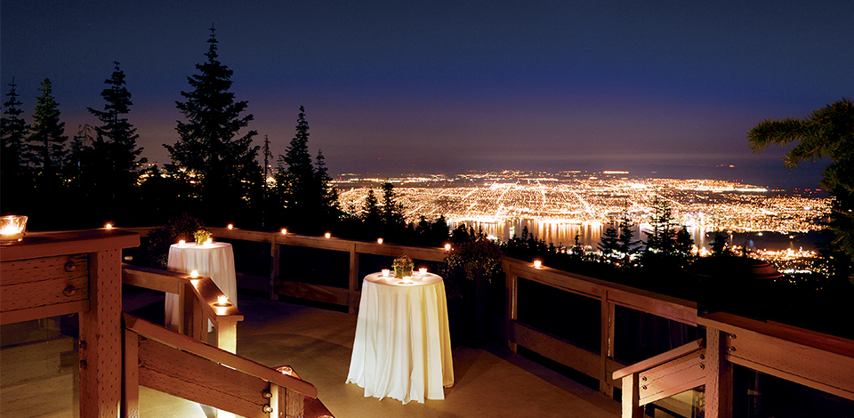 Venues Grouse Mountain The Peak Of Vancouver