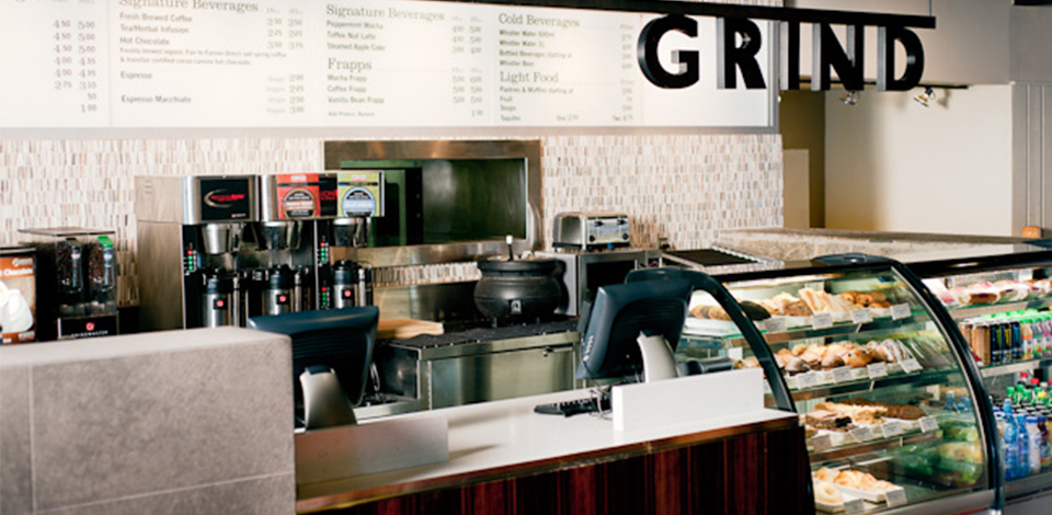 Grouse Grind Coffee Bar