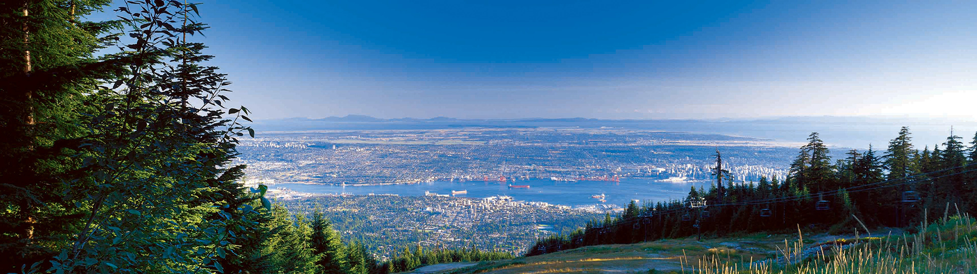 Summer At Grouse Mountain