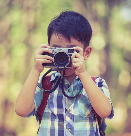 summer camps for kids photography