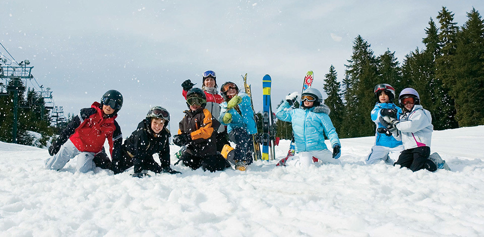 Ski and Snowboard Day Camps