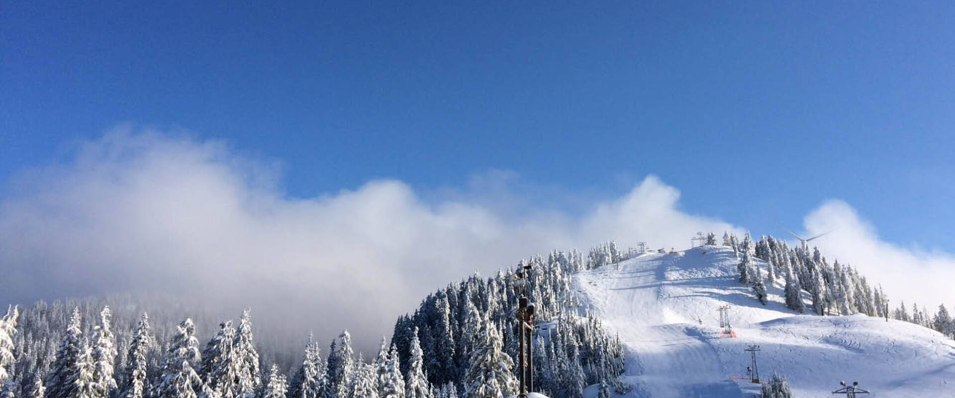 Grouse Mountain Remains Open for Spring Skiing and Riding
