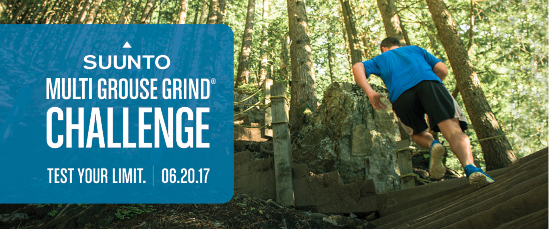Multi Grouse Grind Challenge 2017