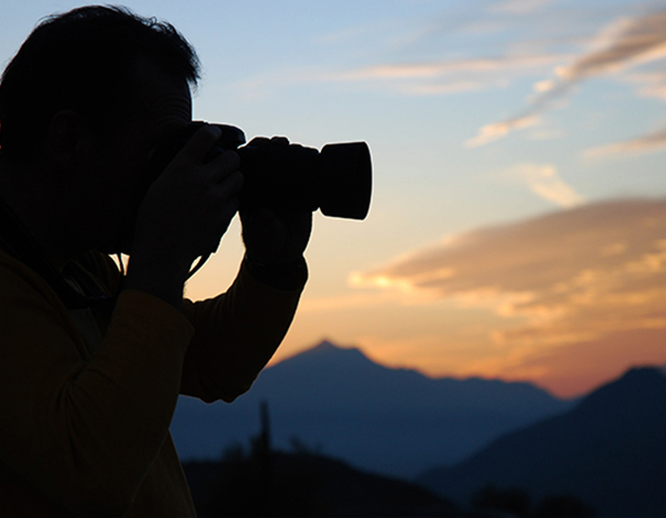 Learn new skills this summer with photography sessions.