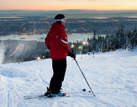 2017-2018 Program Planning Guide at Grouse Mountain.