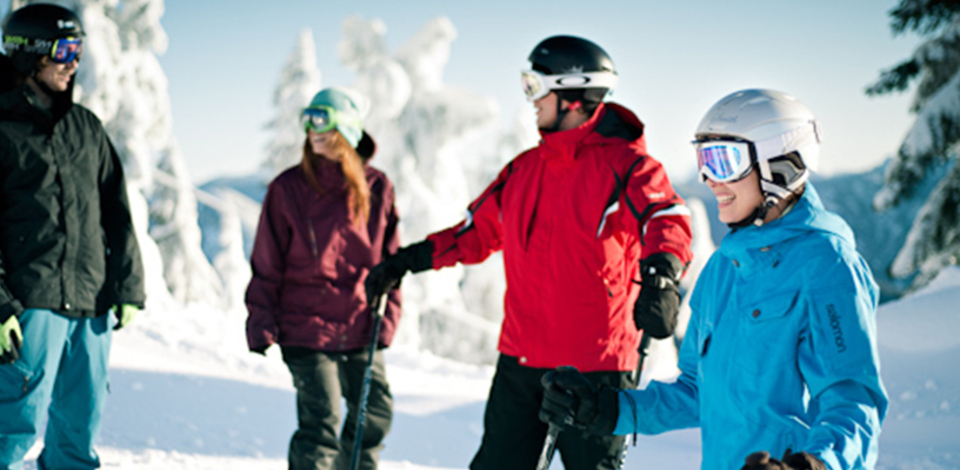 Learn to ski or snowboard this winter at Grouse Mountain