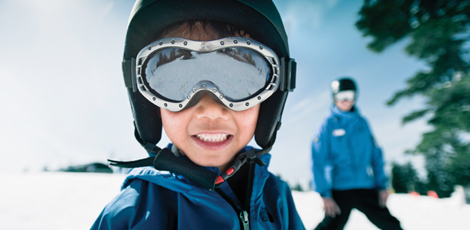 Help your kids learn to ski or snowboard this winter with our Ski Wee and Wee Rider Programs.