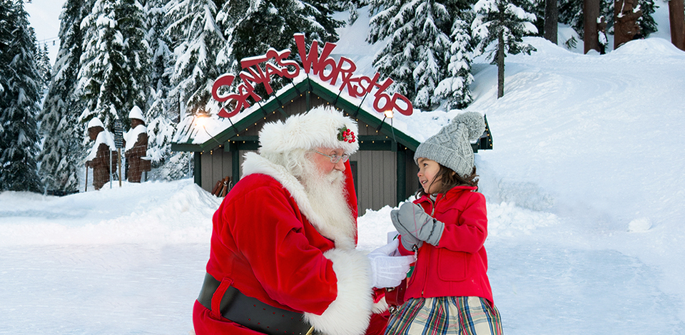 Experience the most wonderful time of the year at Grouse Mountain's Peak of Christmas.