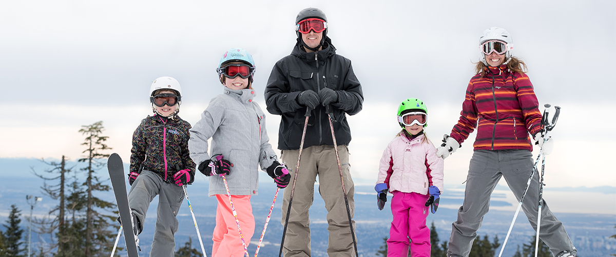 Celebrate Family Day at Grouse Mountain
