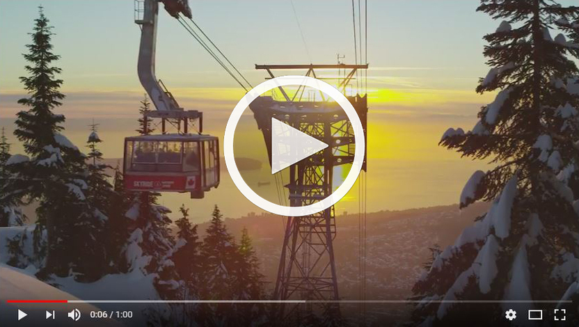 Take a look at everything Grouse Mountain has to offer this winter.
