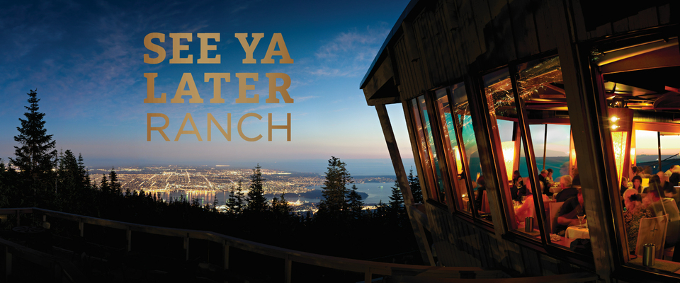 Join us January 26 in the Timber Room for a special Wine Maker's Dinner, with a winemaker from See Ya Later Ranch.