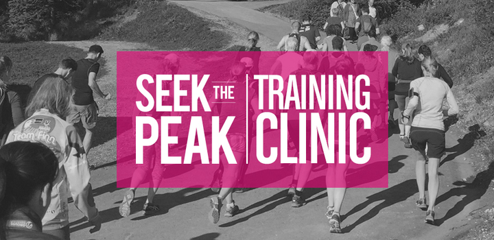 Seek the Peak Training Clinic 2019