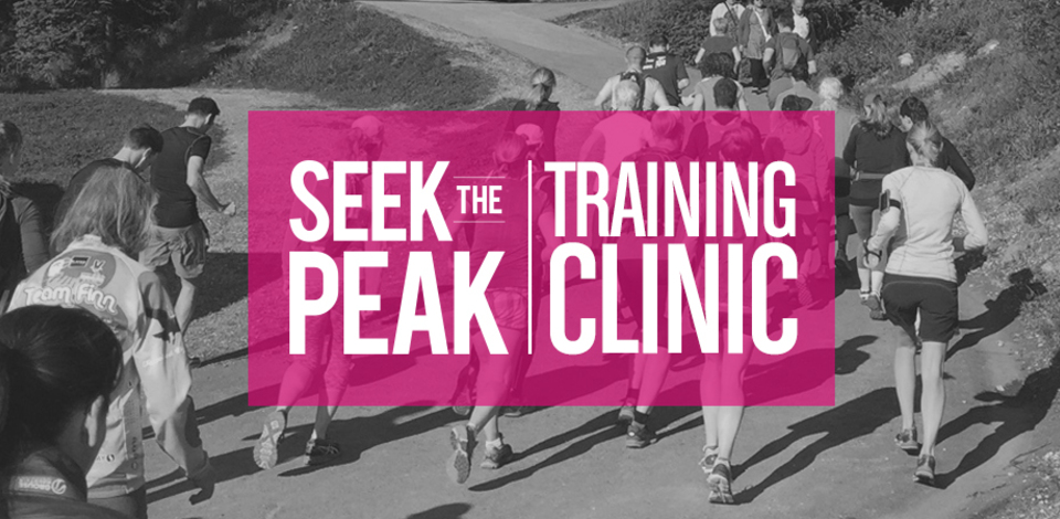 seak the peak training clinic