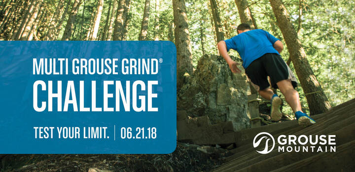 Multi Grouse Grind® Challenge
