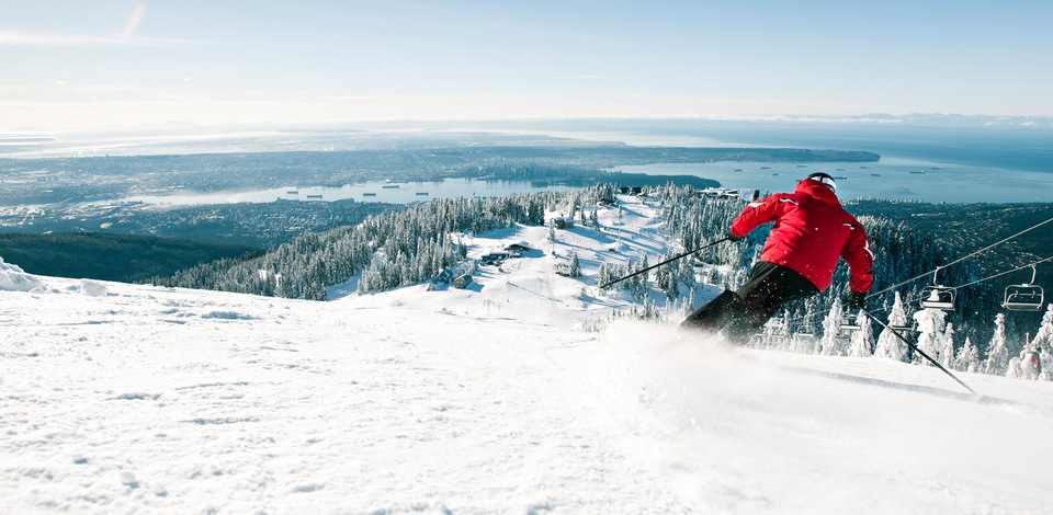 Thrills on the Hill at Grouse Mountain