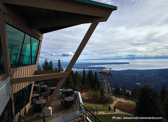 Events by Grouse Mountain