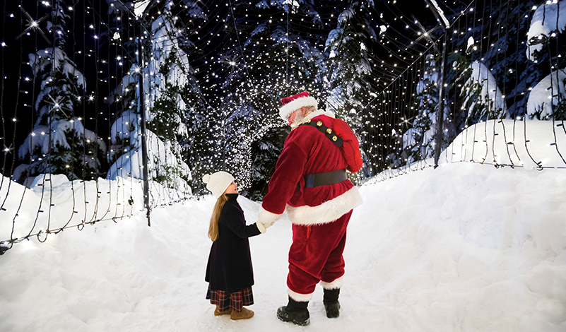 Come visit Vancouver's North Pole this Christmas