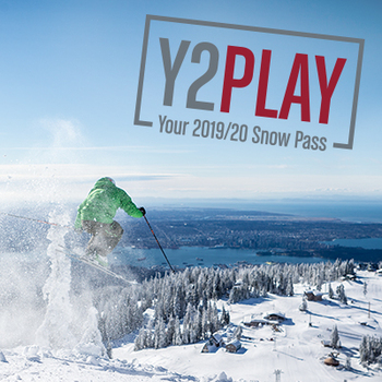Buy now and save with Y2Play, Vancouver's best value snow pass!