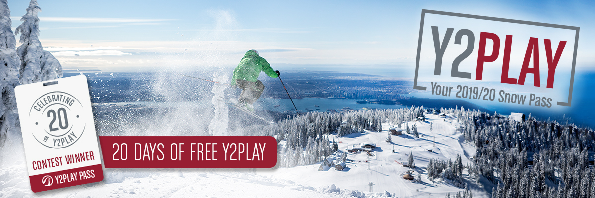 We're giving away 20 Y2Play Passes for free, find out how you can win!