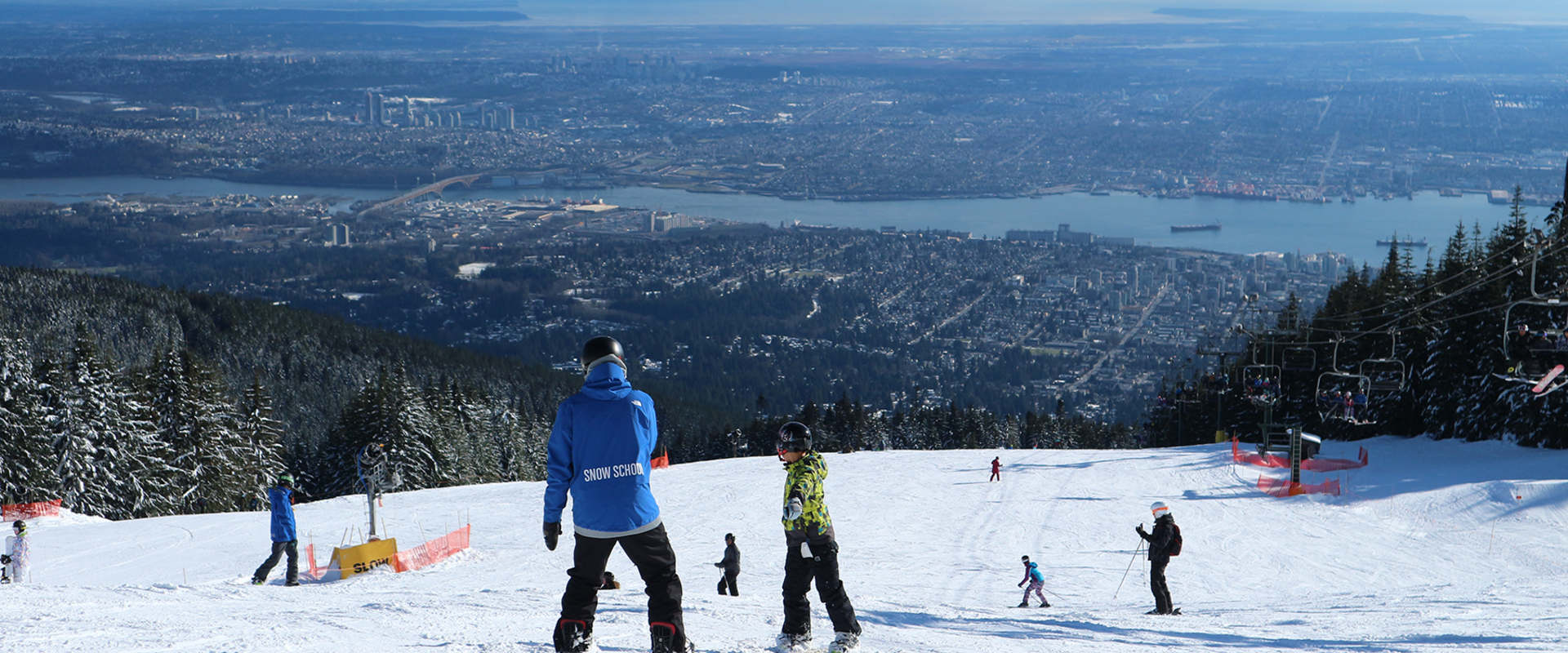 Snow On First Day Of Spring Makes Me >> Spring Has Sprung Snow School Tips Grouse Mountain The Peak Of