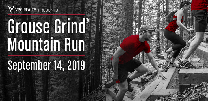 GROUSE GRIND™ MOUNTAIN RUN