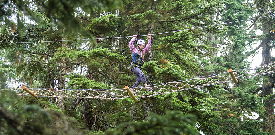 Get team building this summer with Mountain Ropes Adventure Corporate Adventure Program!