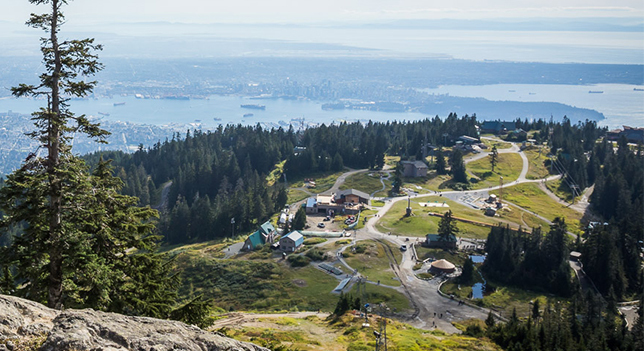 Grouse Mountain Adventure Programs